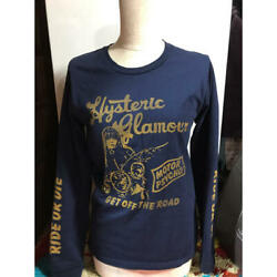 Hysteric Glamour Tops Hysteric Shirt T-shirt Used Shipping From Japan No.1275
