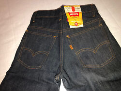 Student Bell Bottom Jeans Orange Tab Vintage Nwt 1970 New Old Store Stock