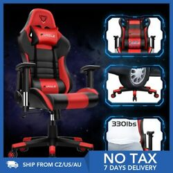 Furgle Wcg Game Computer Chair High Quality Adjustable Office Chair Leather