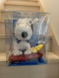 Peanuts Snoopy Metlife Ariko Plush Limited Edition From Japan Free Shipping