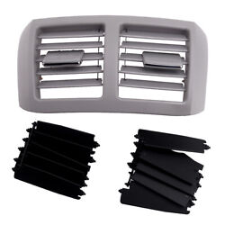 Grey Rear Center Console Ac Air Outlet Vent Fit For Mercedes-benz W251 R350 R500