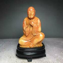 Chinese Natural Shoushan Stone Handcarved Exquisite Seal 99911