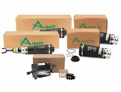 Arnott Front Air Struts And Springs Compressor Valve Kit For Allroad Quattro Gn I
