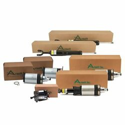 Arnott Front Shocks Rear Struts And Springs And Compressor Kit For Allroad Quattro