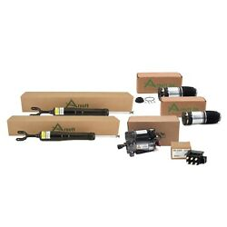 Arnott Front Shocks Springs And Compressor And Valve Kit For Allroad Quattro Gen Ii