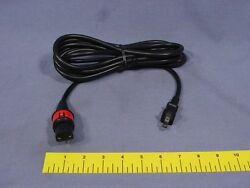 Linak 912050 Ac Power Cord 11 Ft Black 2-pin Boat Controller Cord New