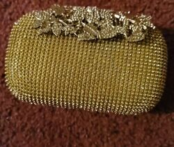 Evening small Bags Wedding Clutch Party Purse Womens Envelope Crossbody $39.80
