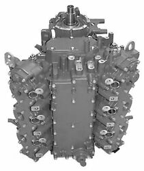 Yamaha Hpdi 200hp 2.6 Power Head Re Manufactured 2001-2010 Requires Core