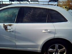 Driver Rear Side Door Vin Fp 7th And 8th Digit Fits 09-17 Audi Q5 16534368