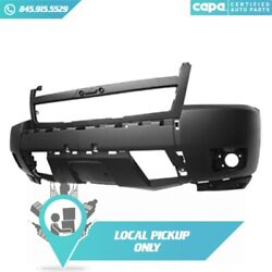 Local Pickup Bumper Cover Front Fits Chevrolet Suburban 1500 07-14 Gm1000830c