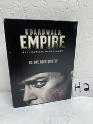 Boardwalk Empire The Complete First Season Dvd 2012 5-disc Set From Hbo Tv