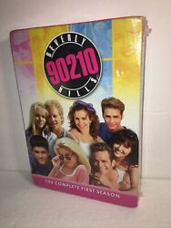 Beverly Hills 90210 Tv Series The Complete First Season Dvd 6-disc Set 2006 New