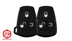 2x New Keyfob Remote Fobik Silicone Cover Fit / For Select Mercedes Vehicles.