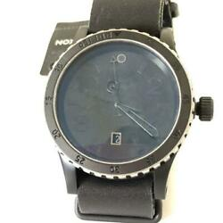 Nixon The Diploma Menand039s Watch A2691613 Wristwatch Shipping From Japan No.164
