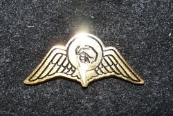 South Africa Railway Police Sarp Special Task Force Stf Metal Operator Wings