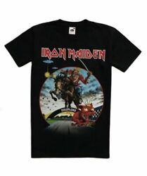 Iron Maiden - Download Festival 2013 Official One Off Date Event Tour Shirt