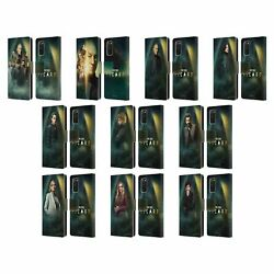 Star Trek Picard Character Posters Leather Book Wallet Case For Samsung Phones 1