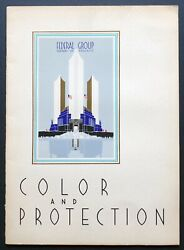 Progress In Industrial Color And Production Joseph Urban 1933 Worlds Fair Century