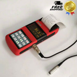 Mt2600 Portable Paint Coating Thickness Gauge High-precision 2.7-in Oled Screen