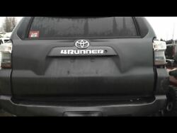 Trunk/hatch/tailgate Rear View Camera Fits 14-18 4 Runner 16615548
