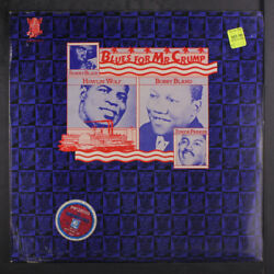 Howlin' Wolf, Bobby Bland, Junior Parker Blues For Mr. Crump Polydor 12 Lp Sea