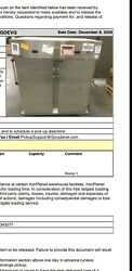 Lakeside 6760 Dual Temperature Food Transport Cart Stainless Steel 2750 Obo