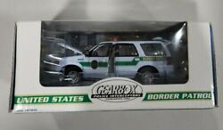 Gearbox Ford Police Border Patrol Diecast