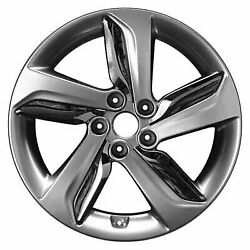 New 18 X 7.5 Replacement Wheel Rim For 2013 2014 2015 Hyundai Veloster