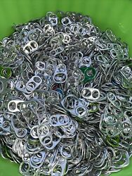 2000+ Soda Can Pull Tabs Tops Pop Tabs Aluminum Pull Pop Great For Crafts