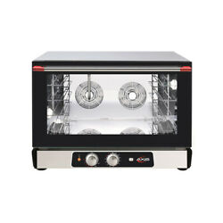 Axis Ax-824rh Single Deck Full Size Electric Convection Oven With Manual Cont...