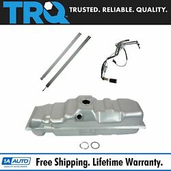 Trq Diesel Fuel Tank W/ Straps And Sending Unit Kit 25 Gallon For 6' Bed Gm Pickup