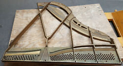 Wurlitzer Kingston Baby Grand Piano String Harp For Your Coffee Table Or Decor