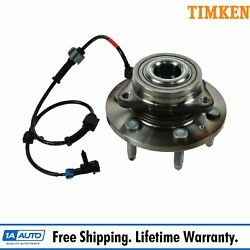 Timken Sp500300 Front Wheel Hub And Bearing For Chevy Gmc Pickup Truck 4x4 4wd