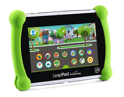 Leappad Academy Green Kids Tablet With Leapfrog Academy