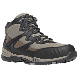 Danner Menand039s 12241 Springfield Black/tan Hot Work 4.5 Comp Toe Nmt Safety Shoes