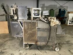 Triangle Bagger With A Markem Smart Date S Packaging Unit Parts Only