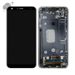 Replacement For Lg Stylo 5 L722dl Lcd Display Touch Screen Digitizer Andplusmn Frame