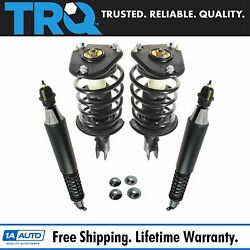 Trq Front Shock Assemblies And Rear Coil Spring Conversion Kit For Gm