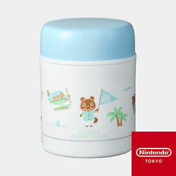 Nintendo Animal Crossing Soup Jar Container 330ml From Japan Free Shipping