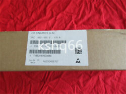 1p New Siemens 6sl3351-6gh31-8ab3 Fast Delivery 5