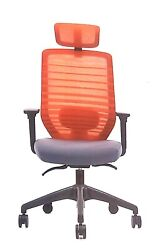 Office/study/revolving Computer Chair For Home Work Executive Breathable Mesh