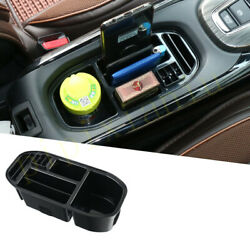 Console Central Water Cup Holder Storage Box Cover For Honda Hr-v Hrv 2016-2021