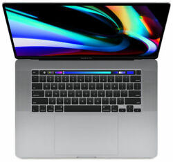 Brand New/sealed Apple Macbook Pro 16 1tb Ssd Intel Core I9 9th Gen.