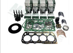 Overhaul Engine Kit For New Holland L175 L215 L220 Skid Steers
