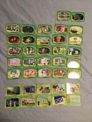Adult Swim Rick And Morty Random Trading Card Lot - Seasons 1 And 2 37 Cards
