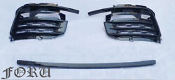 For Land Rover Range Rover Vogue Fog Light Grill Replacement 2018 2019 2020