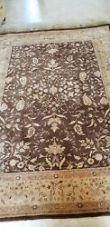 Pottery Barn Heritage Hall Tufted Wool 8x10 Area Rug New 100 Authentic With Tag
