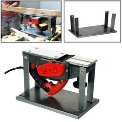 Flip Support Planer Household Electric Planers Guide Table Woodworking Benches