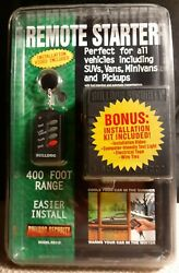 Bulldog Security Remote Starter Keyless Entry amp; Remote Trunk Pop RS112 quot;NEWquot;