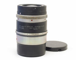 S.f.o.m. Sfom 6/593.7 Mm Tirage Infra French Lens Type 103
